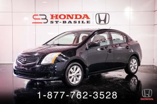 Used 2011 Nissan Sentra 2.0 + AUTO + A/C + CRUISE + WOW! for sale in St-Basile-le-Grand, QC