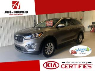 Used 2016 Kia Sorento LX+ 240HP TOUT EQUIPE GARANTIE 2021 for sale in Notre-Dame-des-Pins, QC