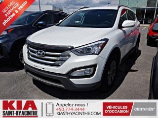 Used 2015 Hyundai Santa Fe Sport Premium AWD ** SIÈGES CHAUFFANTS / MAGS for sale in St-Hyacinthe, QC