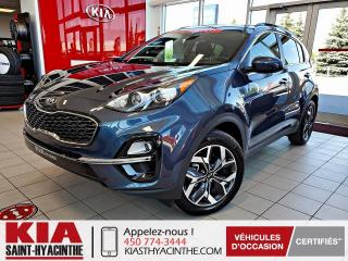 Used 2020 Kia Sportage EX AWD ** TOIT PANORAMIQUE / MAGS for sale in St-Hyacinthe, QC
