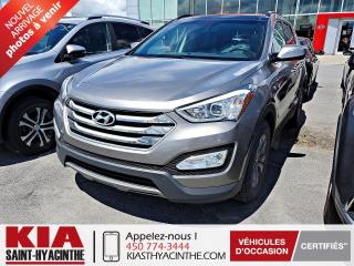 Used 2016 Hyundai Santa Fe Sport Luxury AWD ** TOIT PANO / CUIR for sale in St-Hyacinthe, QC