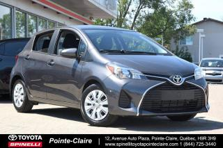 Used 2016 Toyota Yaris LE SUPER PROPRE! for sale in Pointe-Claire, QC