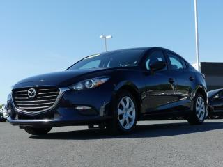 Used 2018 Mazda MAZDA3 AUTOMATIQUE, JAMAIS ACCIDENTÉ, BAS KILO! for sale in St-Georges, QC