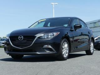 Used 2016 Mazda MAZDA3 3 SPORT AUTOMATIQUE JAMAIS ACCIDENTE for sale in St-Georges, QC