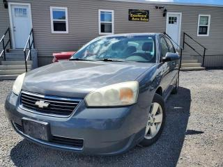 Used 2007 Chevrolet Malibu LT2 for sale in Stittsville, ON