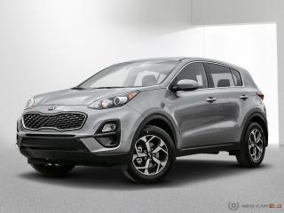New 2020 Kia Sportage LX AWD for sale in Kitchener, ON