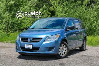 Used 2012 Volkswagen Routan TRENDLINE DVD player, Dual Zone Climate Control for sale in Guelph, ON