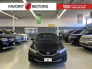 Used 2014 Honda Civic Sedan LX *SUMMER SPECIAL!*|HEATED SEATS|SPORT MODE|++ for sale in North York, ON
