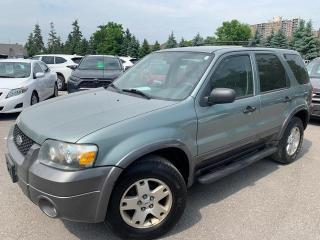 Used 2006 Ford Escape XLT XLT for sale in Whitby, ON