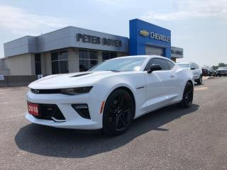 Used 2018 Chevrolet Camaro 2SS Coupe 2SS for sale in Napanee, ON