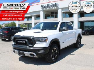 New 2020 RAM 1500 Rebel - Leather Seats - $355 B/W for sale in Selkirk, MB