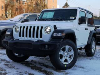 New 2020 Jeep Wrangler Sport S for sale in Waterloo, ON