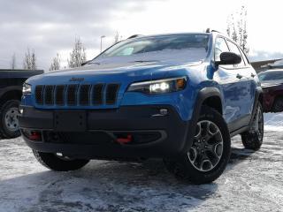 New 2020 Jeep Cherokee Trailhawk Elite for sale in Waterloo, ON