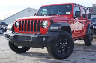 New 2020 Jeep Wrangler Unlimited Sport Altitude for sale in Waterloo, ON