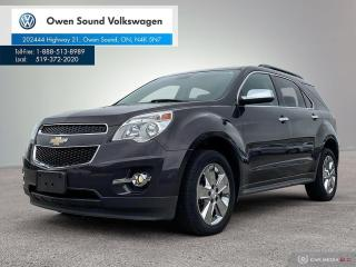 Used 2015 Chevrolet Equinox AWD 2LT for sale in Owen Sound, ON