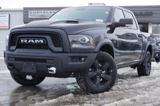 New 2020 RAM 1500 Classic Warlock for sale in Waterloo, ON
