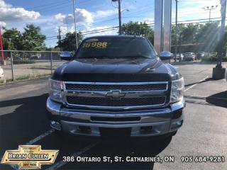 Used 2011 Chevrolet Silverado 1500 LT for sale in St Catharines, ON