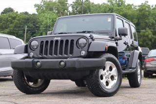 Used 2014 Jeep Wrangler UNLIMITED SAHARA | NAVI | HARD TOP | HEATED SEATS for sale in Waterloo, ON
