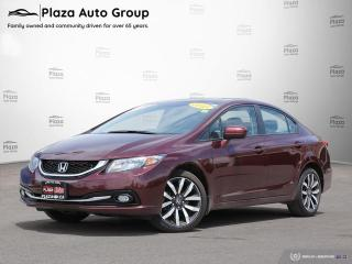 Used 2015 Honda Civic Touring for sale in Bolton, ON
