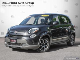 Used 2014 Fiat 500 L Trekking | LOADED | LOW MILEAGE for sale in Richmond Hill, ON