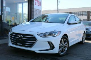 Used 2017 Hyundai Elantra Cam, Bluetooth, Heated Seats, Alloys, Apple CarPlay, Local for sale in North York, ON