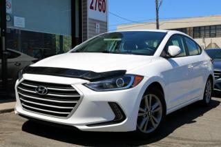 Used 2017 Hyundai Elantra Camera, Lane Assist, Apple CarPlay, Alloys, Heated Seats, for sale in North York, ON