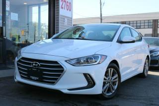Used 2017 Hyundai Elantra Heated Seats, Camera, Blind Spot, Apple Carplay, Alloys Rims for sale in North York, ON
