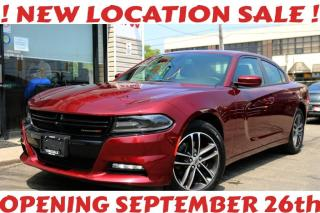 Used 2019 Dodge Charger SXT AWD, Navi, Cam, Leather, Roof for sale in North York, ON