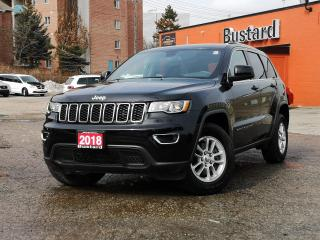 Used 2018 Jeep Grand Cherokee LAREDO | SUNROOF | APPLE CAR PLAY | BACK UP CAM for sale in Waterloo, ON