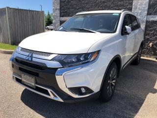 New 2020 Mitsubishi Outlander EX-L S-AWC BSM | Alloy Wheels | Heated Front Seats for sale in Mississauga, ON
