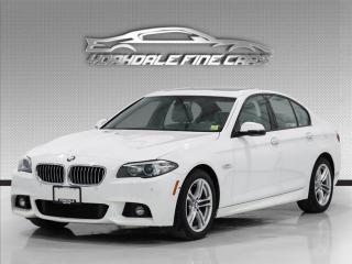 Used 2016 BMW 5 Series 528i xDrive, M-Sport, Navi, HUD, 360Cam, Vaccum Doors for sale in Concord, ON