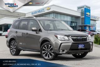 Used 2017 Subaru Forester 2.0XT Limited Package for sale in Richmond Hill, ON