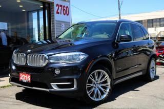 Used 2016 BMW X5 xDrive35i Individual Package **FULLY LOADED* NO ACCIDENTS for sale in North York, ON