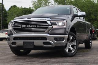 Used 2019 RAM 1500 LARAMIE | DEMO | NAV | PANO ROOF | 12 INCH SCREEN for sale in Waterloo, ON