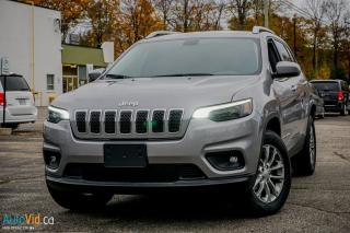 Used 2019 Jeep Cherokee LATITUDE   4X4   REMOTE START   PARK ASSIST for sale in Waterloo, ON