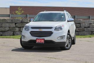 Used 2016 Chevrolet Equinox LTZ | SUNROOF | NAVI | AWD for sale in Waterloo, ON