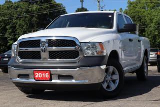 Used 2016 RAM 1500 4WD CREW CAB | SXT | BLUETOOTH | HEMI | 4x4 for sale in Waterloo, ON