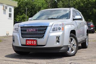 Used 2015 GMC Terrain AWD SLT-1 | SUNROOF | HEATED SEATS | CAMERA for sale in Waterloo, ON