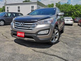 Used 2015 Hyundai Santa Fe Sport AWD 2.0T SE | BLUETOOTH | REAR CAMERA for sale in Waterloo, ON