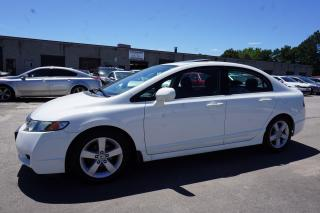 Used 2009 Honda Civic LX 5SPD CERTIFIED 2YR WARRANTY *FREE ACCIDENT*2ND SET WINTER* SUNROOF CRUISE for sale in Milton, ON
