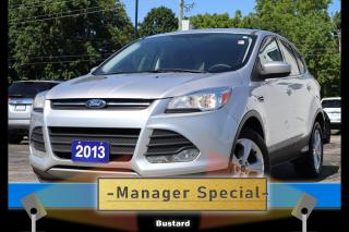 Used 2013 Ford Escape FWD 4dr SE | Heated Seats | Bluetooth | Clean! for sale in Waterloo, ON