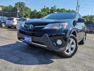 Used 2013 Toyota RAV4 AWD 4dr XLE   SUNROOF   BACK UP CAM   BLUETOOTH for sale in Waterloo, ON