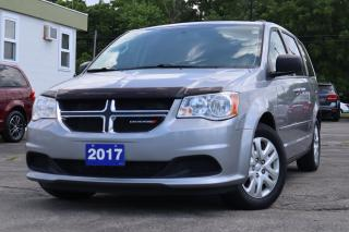 Used 2017 Dodge Grand Caravan SXT | BLUETOOTH | POWER DOORS | STOW N GO for sale in Waterloo, ON