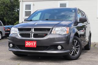 Used 2017 Dodge Grand Caravan 4dr Wgn SXT Premium Plus | Dvd | Navi | Leatherett for sale in Waterloo, ON