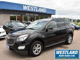 Used 2017 Chevrolet Equinox LT for sale in Pembroke, ON