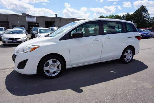 2011 Mazda MAZDA5 GS AUTO 6 PSSNGRS CERTIFIED 2YR WARRANTY *FREE ACCIDENT* AUX