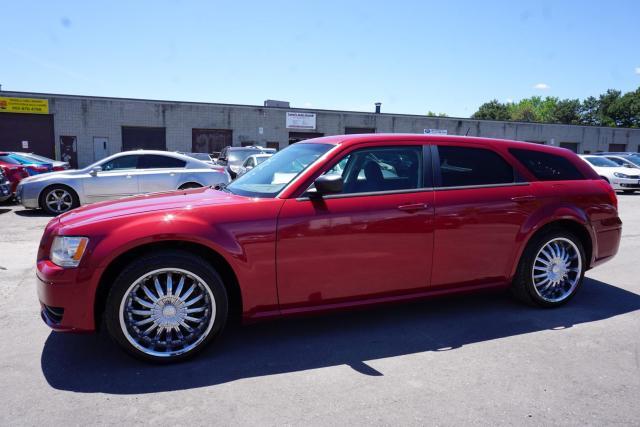 2008 Dodge Magnum SE V6 CERTIFIED 2YR WARRANTY *2ND SET WINTER* BLUETOOTH ALLOYS CRUISE AUX