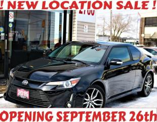 Used 2015 Scion tC 6speed, Sunroof,bluetooth, for sale in North York, ON