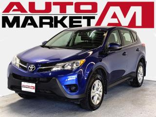 Used 2015 Toyota RAV4 LE CERTIFIED,Cruise Control,WE APPROVE ALL CREDIT for sale in Guelph, ON