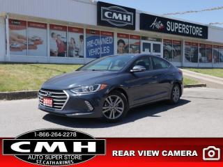 Used 2017 Hyundai Elantra GL  REAR-CAM HS HS/W AUTO BT BS for sale in St. Catharines, ON